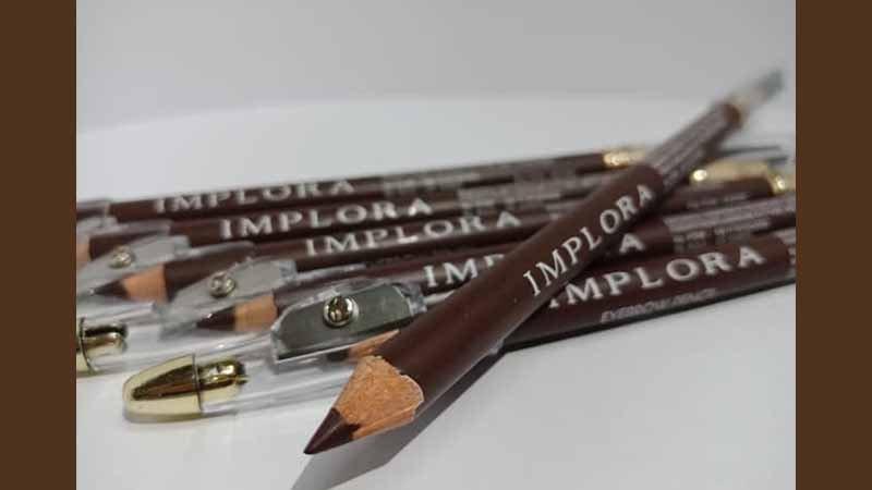 Warna Pensil Alis Implora - Brown