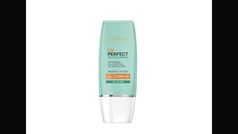 Loreal Paris UV Perfect Matte & Fresh Sunscreen