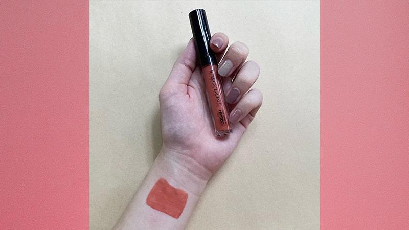 Urban Implora Lip Cream Matte - Shade 09 Butterscotch