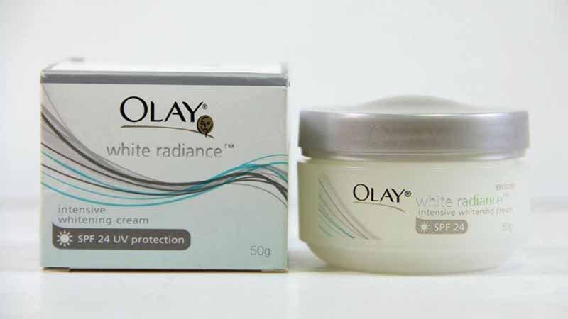 Cream Pemutih Wajah yang Aman dan Bagus - Olay White Radiance Intensive Whitening Cream