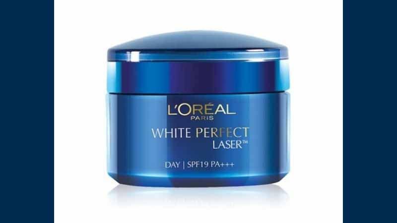 Cream Pemutih Wajah yang Aman dan Bagus - L'Oreal Paris White Perfect Laser Day
