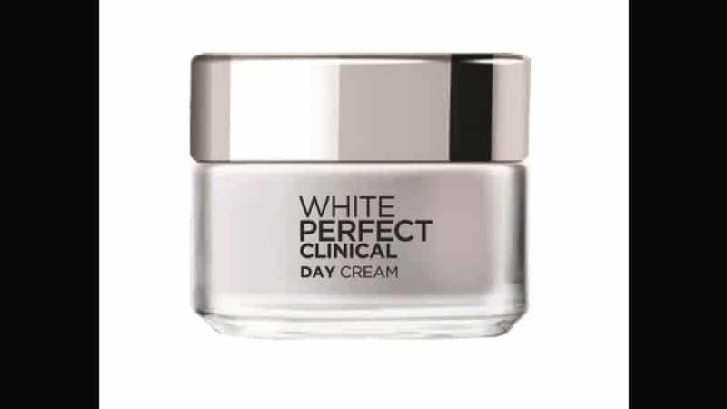 Cream Penghilang Jerawat dan Pemutih Wajah - L'Oreal Paris White Perfect Clinical Day Cream