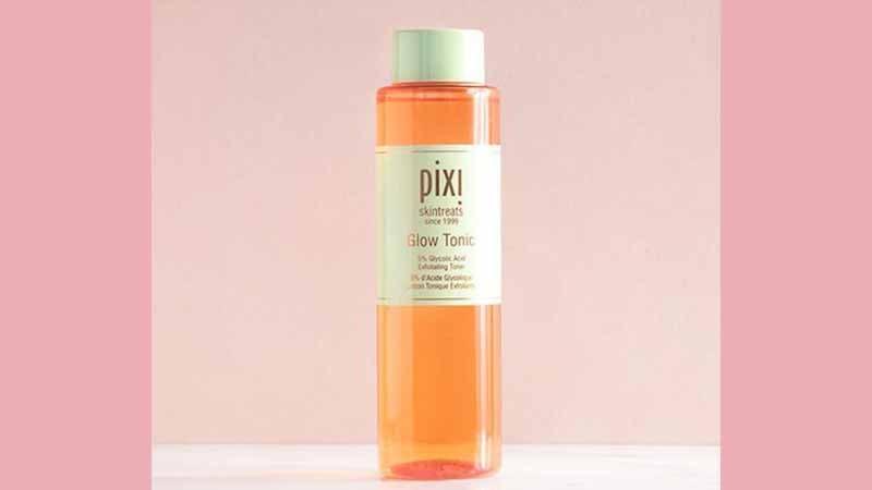Rekomendasi Exfoliating Toner Terbaik - Pixi Glow Tonic Exfoliating Toner