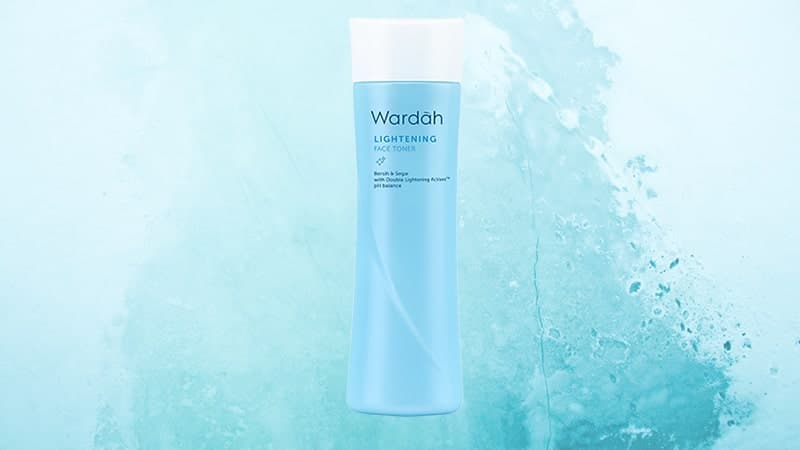 Wardah Lightening Face Toner