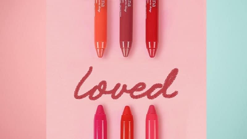 Rekomendasi Lip Balm yang Berwarna - Emina My Favorite Things Lip Color Balm