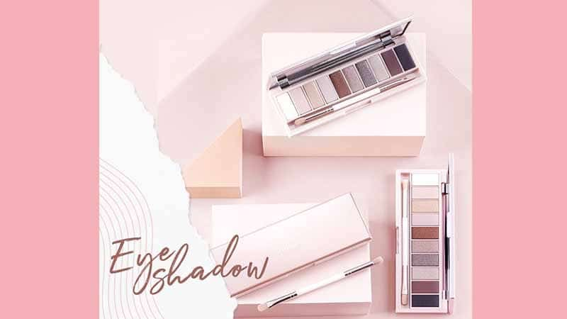 Wardah Instaperfect Spotlight Eyeshadow Palette
