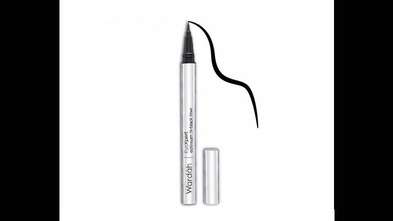 Eyeliner yang Bagus - Wardah EyeXpert Optimum Hi-Black Eyeliner