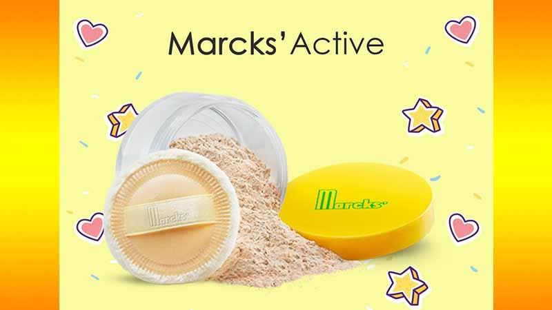 Macam-Macam Bedak Marcks - Marcks Active