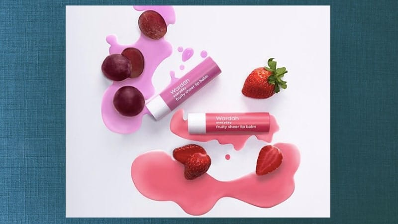 Produk Lip Balm Wardah - Everydah Fruit Sheer