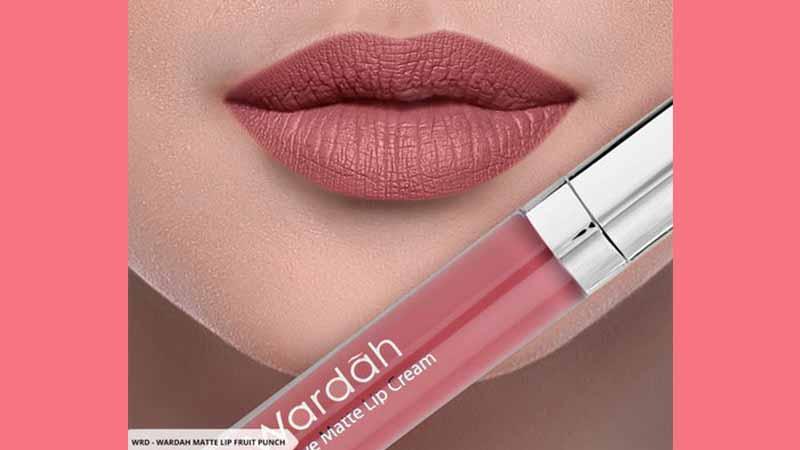 Exclusive Matte Lip Cream Fruit Punch