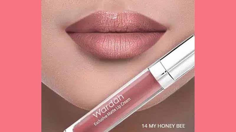 Exclusive Matte Lip Cream My Honey Bee