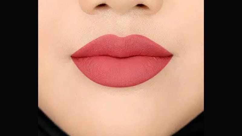 Warna Lipstik Wardah untuk Kulit Sawo Matang - Colorfit Velvet Matte Lip Mousse 05 Artisan Mauve