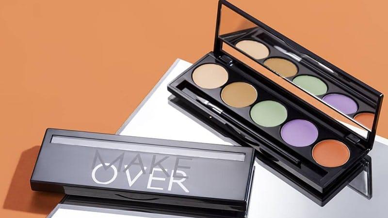 Concealer Make Over - Camouflage Cream Face Concealer