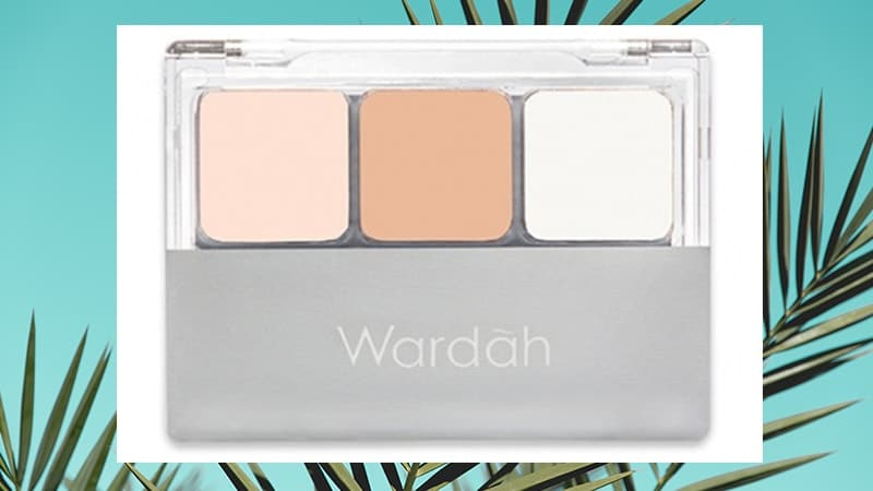 Jenis Concealer Wardah - Wardah Double Kit Function