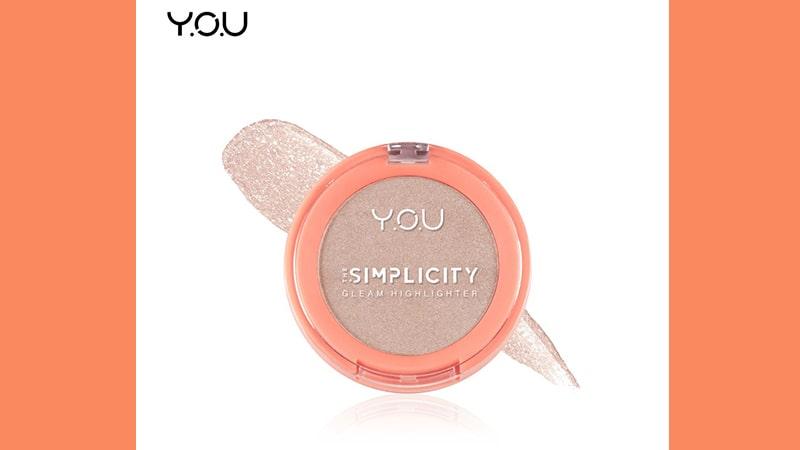 Y.O.U The Simplicity Gleam Highlighter