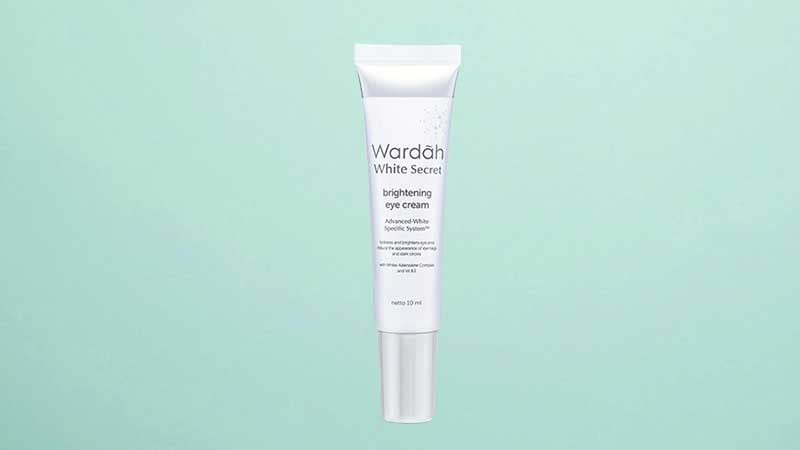 Manfaat Wardah Eye Cream - White Secret