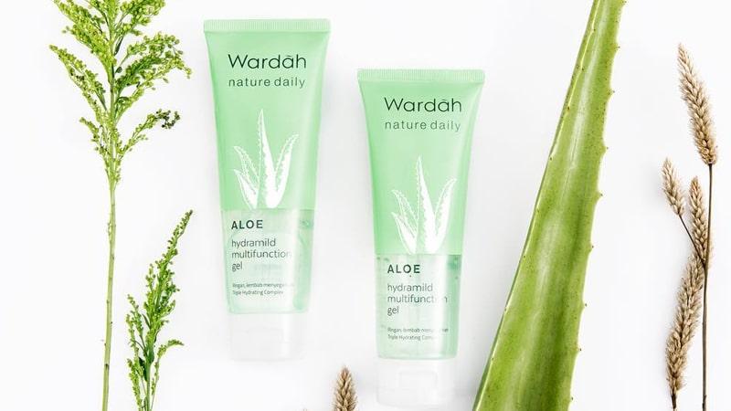 Manfaat Wardah Aloe Vera Hydramild Gel