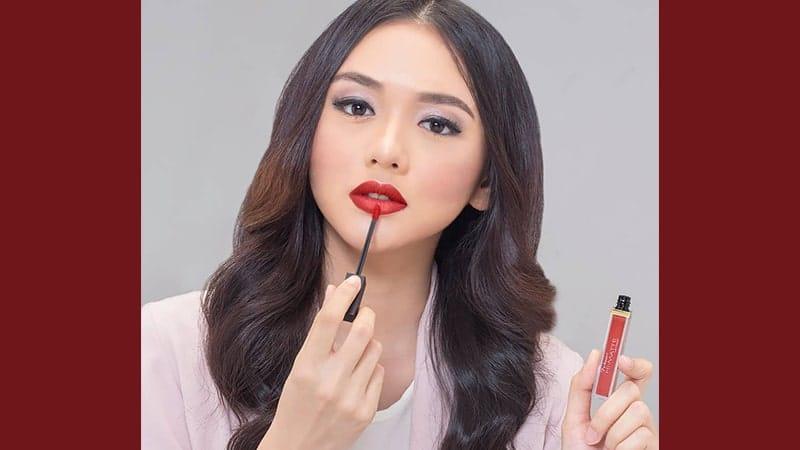 Warna Lipstik Purbasari untuk Bibir Hitam - Purbasari