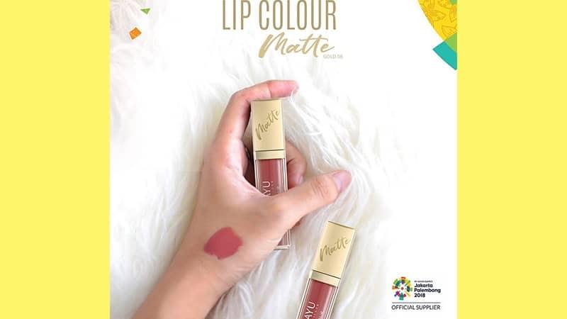 Warna Lipstik Sariayu - Lip Colour Matte