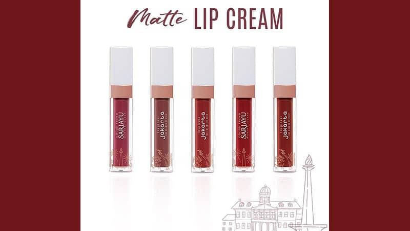 Color Trend 2018 Matte Lip Cream