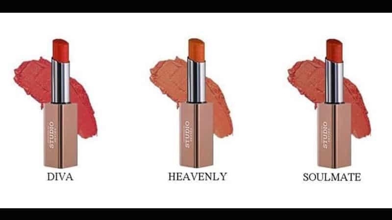 Studio Series Perfect Cover Matte Lipstick