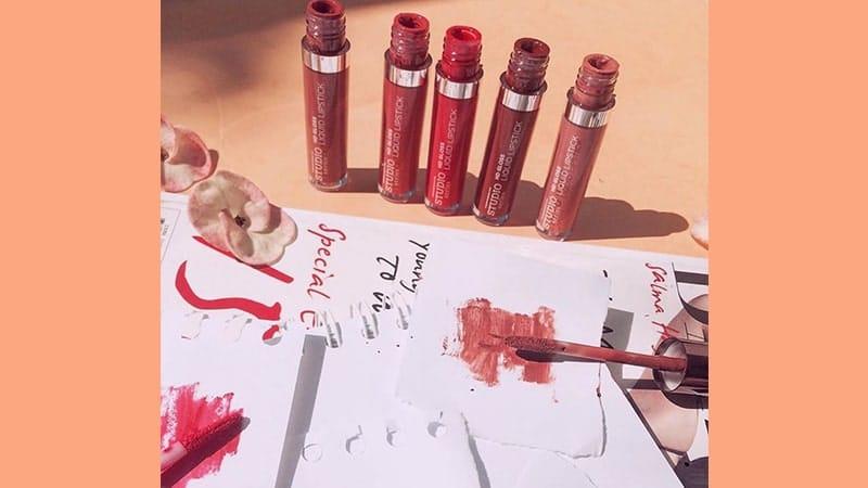 Studio Series HD Gloss Liquid Lipstick