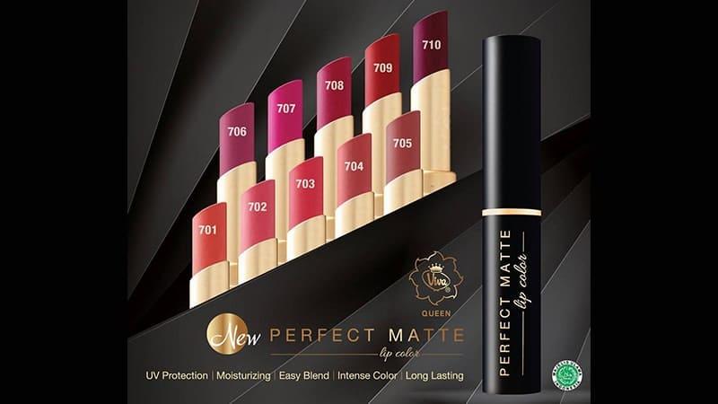 Perfect Matte Lip Color