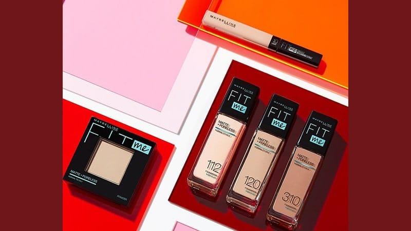 Rangkaian Produk Maybelline Lengkap dan Kegunaannya - Makeup Wajah