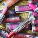 Warna Lipstik Maybelline Powder Matte - Macam-Macam Shade