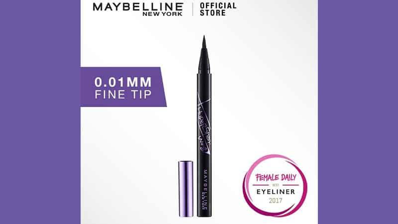 Macam Eyeliner Maybelline - Hypersharp Wing