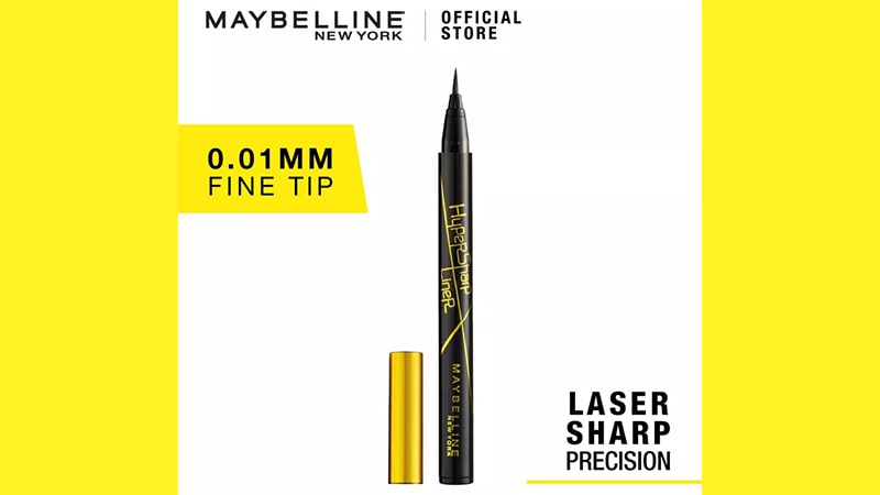 Macam Eyeliner Maybelline - Hypersharp Liner