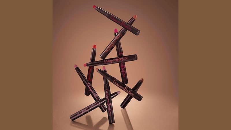 Warna-Warna Lipstik Pixy - Make It Glow Crayonttention