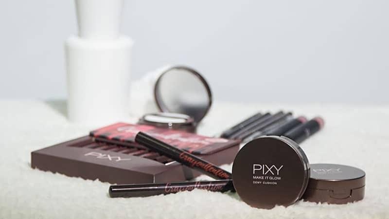 Produk Pixy Make It Glow - Rangkaian Seri Make It Glow