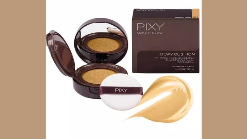 Pixy Make It Glow Dewy Cushion - Medium Beige