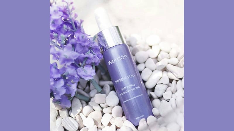 Serum Anti Aging Terbaik - Wardah Renew You Anti Aging Intensive Serum