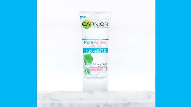 Sensitive Anti Acne Cleansing Gel