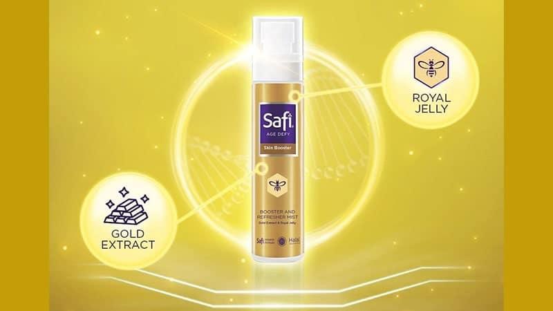 Manfaat dan Harga Toner Safi - Age Defy Skin Booster