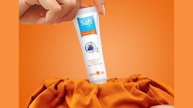 Produk Safi untuk Kulit Berjerawat - White Expert Oil Control & Anti Acne Cream