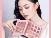 Macam-Macam Eyeshadow Focallure - Sunrise 16 Color