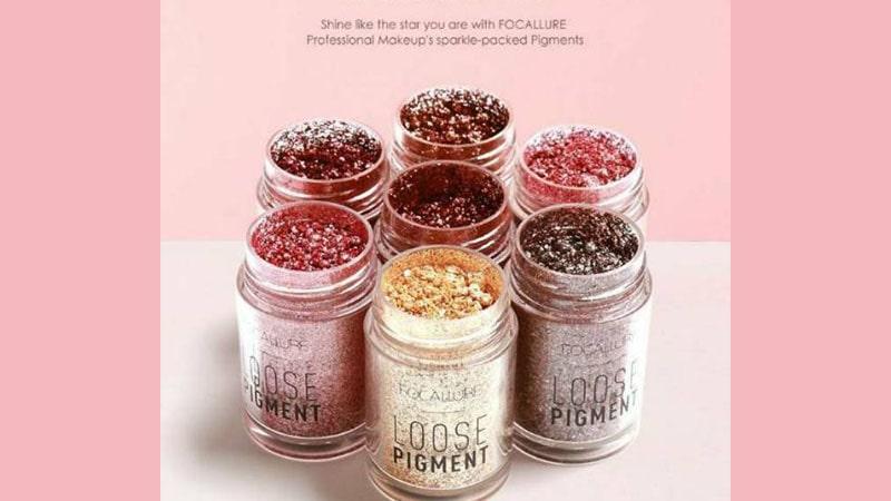 Macam-Macam Eyeshadow Focallure - Loose Pigment Powder