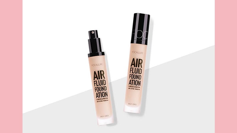 Shade Foundation Focallure - Air Fluid Foundation