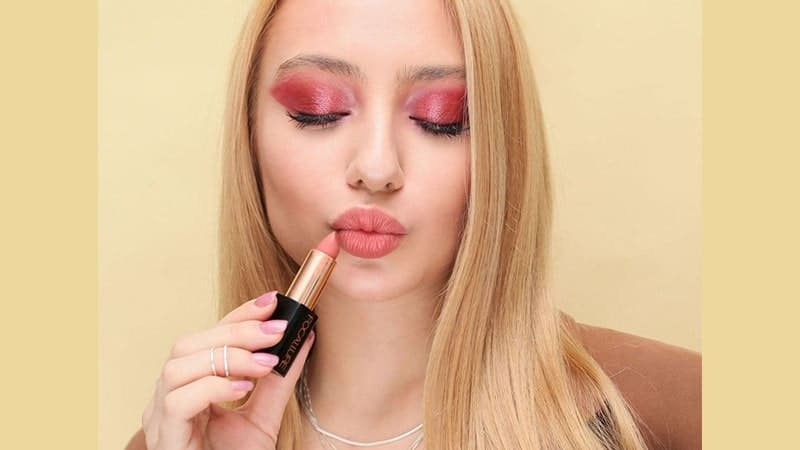 Pilihan Warna Lipstik Focallure - Lipstik Klasik