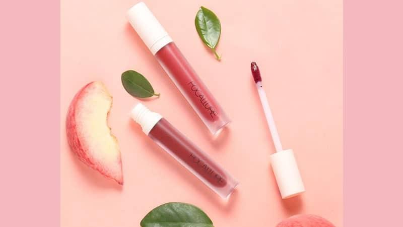 Velvet Liquid Lipstick For Plump Smooth Lips