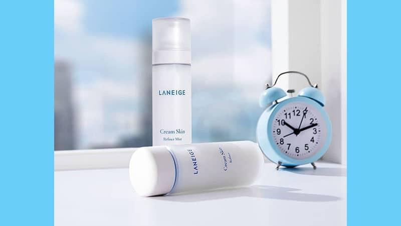 Macam-Macam Produk Laneige dan Fungsinya - Cream Skin Refiner Mist