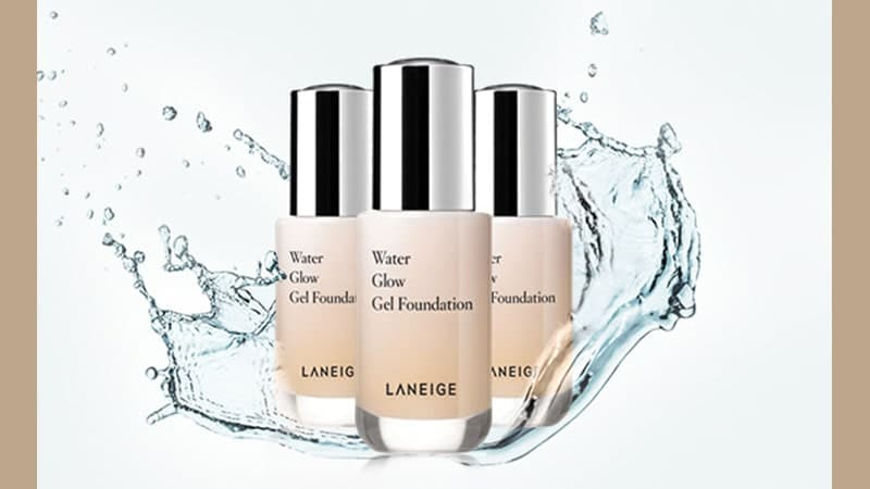 Water Glow Gel Foundation