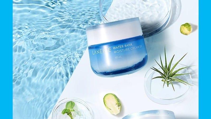 Urutan Pemakaian Laneige Water Bank - Moisture Cream EX