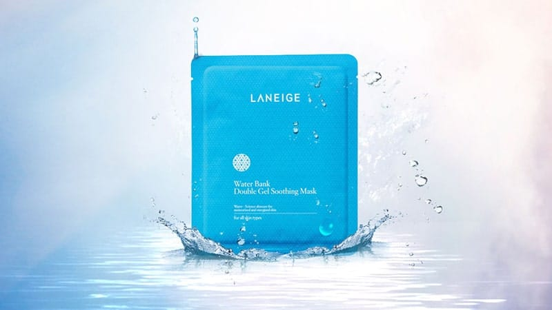 Double Gel Soothing Mask