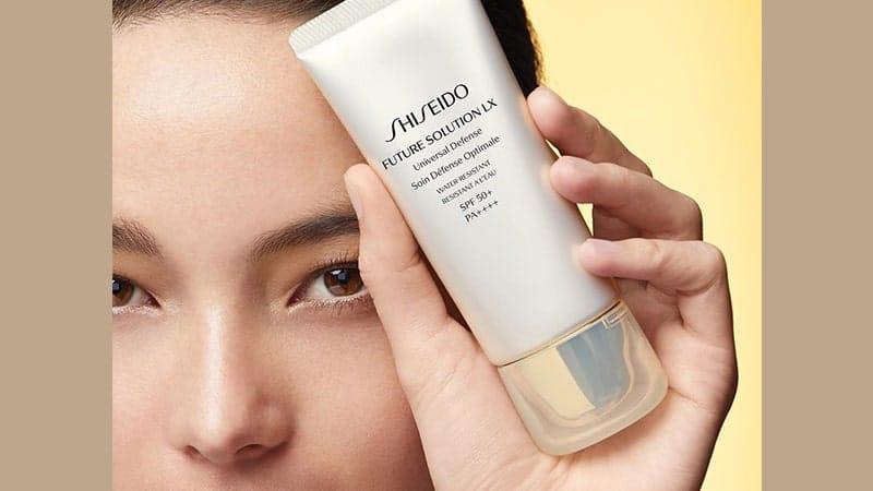 Produk Kecantikan dan Perawatan Wajah Shiseido - Future Solution LX