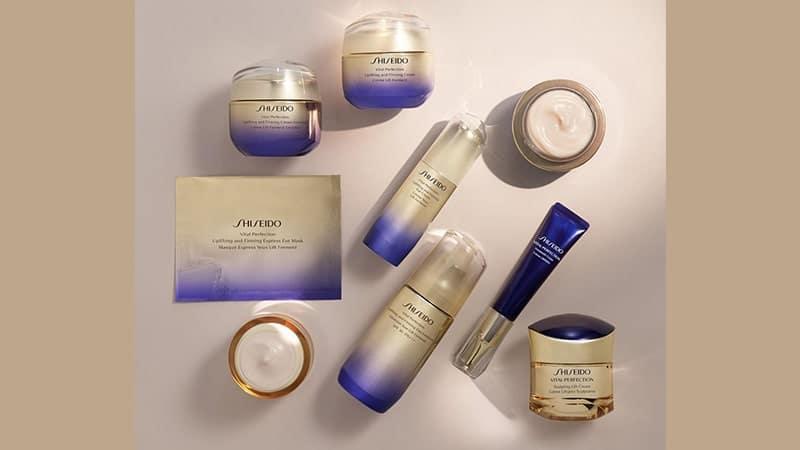 Produk Kecantikan dan Perawatan Wajah Shiseido - Vital Perfection