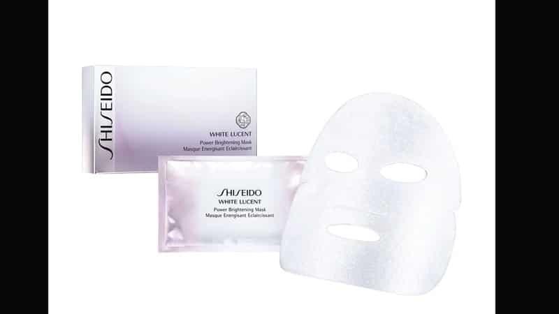Shiseido Masker Wajah - Power Brightening Mask